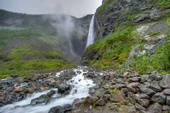 Vettisfossen (Mariusz Petelicki) Tags: norway norge hdr wodospad norwegia vettisfossen