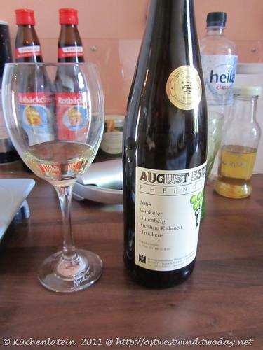 Köchinnen Wein