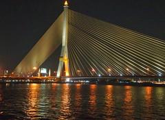 (rchia712) Tags: travel bridge architecture thailand design asia bangkok olympus