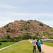 The first summit - Krishnagiri