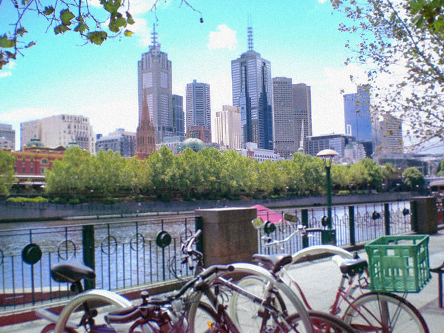 A great city is not to be confounded with a populous one, my love Melbourne