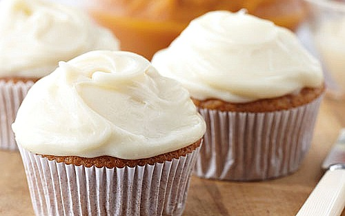 Pumpkin Cupcake Mix