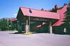 post hotel (matt-pearson) Tags: trip canada film 35mm olympus alberta lakelouise banffnationalpark posthotel