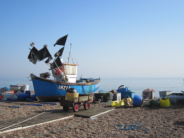 Aldeburgh and Southwold 1st October 2011 010