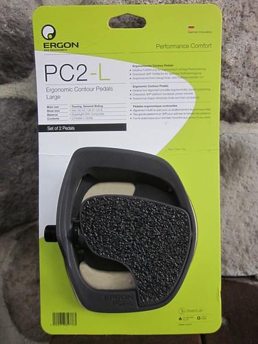 Ergon PC2 Pedals