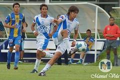 DSC00505 En Exclusiva el Puebla FC derrota 2-1 a San Luis categoría SUB 20 Jornada 11 TA2011 por LAE Manuel Vela