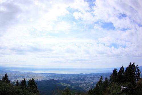 丹沢 大山山頂