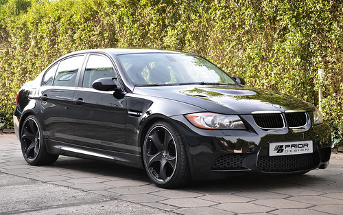 Bmw E90 3 Series Widebody M3 Conversion For Non M3 Hood Fenders