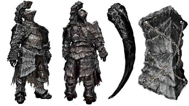 Dark Souls for PS3: Havel's Armor