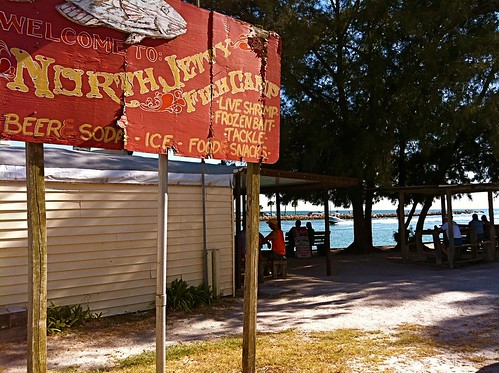 Fish Camp, Casey Key, Nokomis