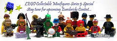 Special Eurobricks Bulletin (WhiteFang (Eurobricks)) Tags: lego 5 series collectable minifigures eurobricks