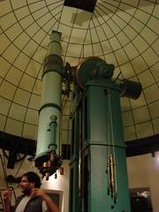 Telescopio del Observatorio de La Plata