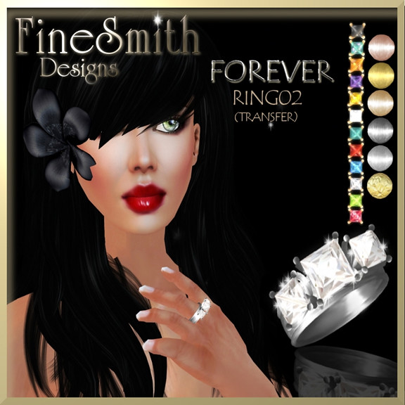 Forever Ring 02
