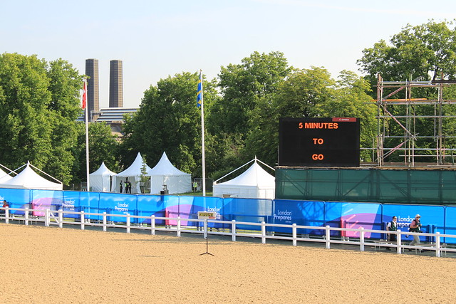 Greenwich Park Eventing Invitational