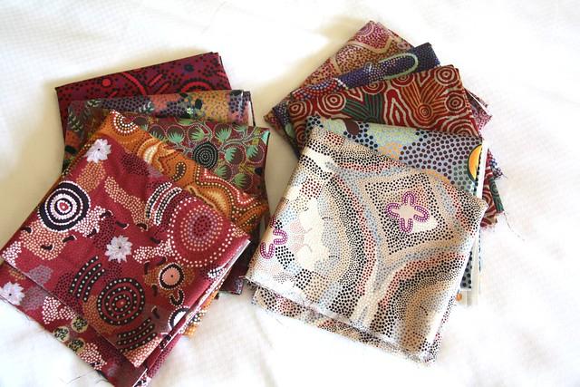 telas australianas de dragonfly fabrics