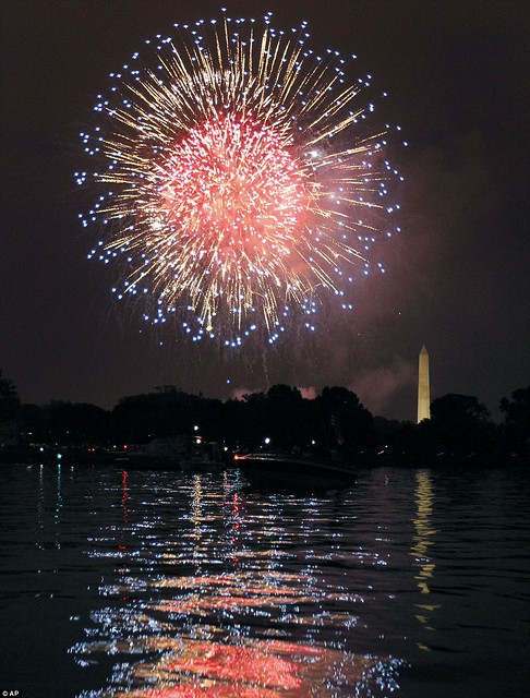Happy Independence Day! New York and Washington lead the nation in Fourth of July fireworks celebrations   19