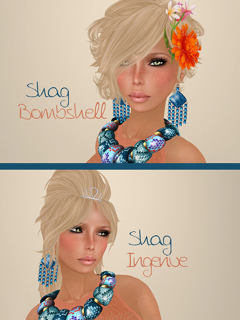 SHAG -HAIR FAIR 2011