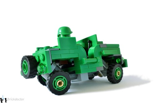 Toy Story Jeep - Right
