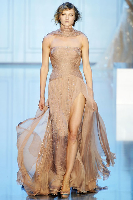 Elie Saab Haute Couture Fall/Winter 2011 2012 Richgirllowlife.blogspot.com