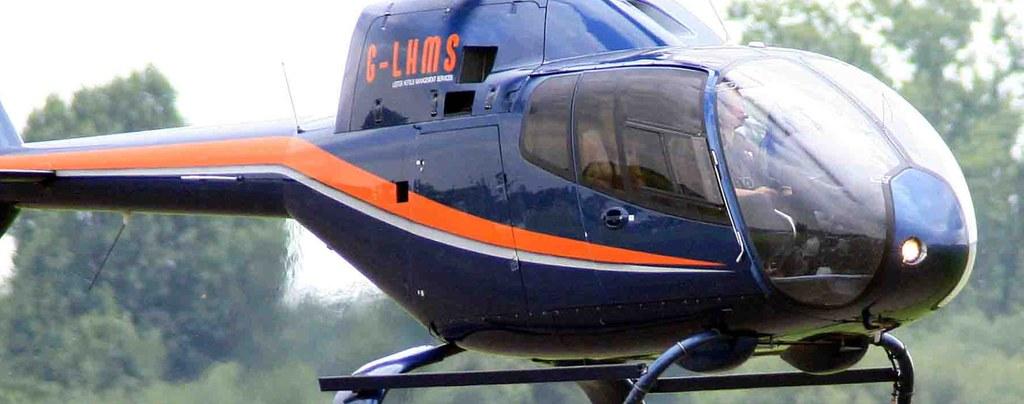 Eurocopter EC120B Colibri, G-LHMS