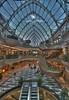 Burjuman Mall|Dubai HDR Photographer (vineetsuthan) Tags: windows mall dubai uae sigma staircase hdr wideanglelens dubaimalls nikond300s vineetsuthan dubaihdrphotographer