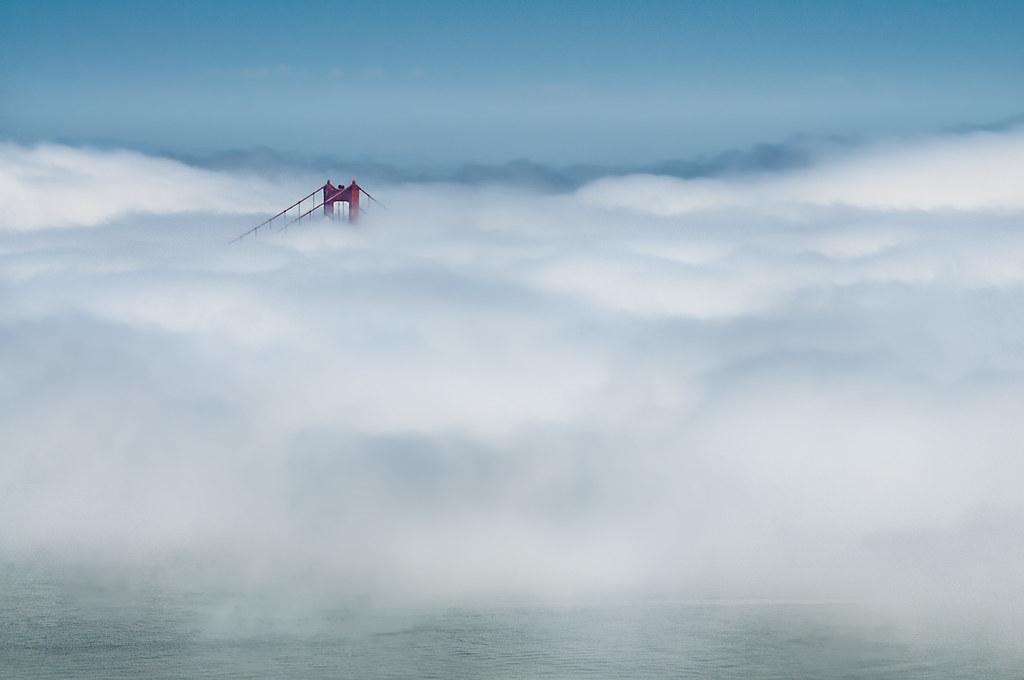 Bridge in the Fog © Harold Davis