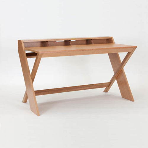 Wooden Desk Designs workalicious: ravenscroft wood desk