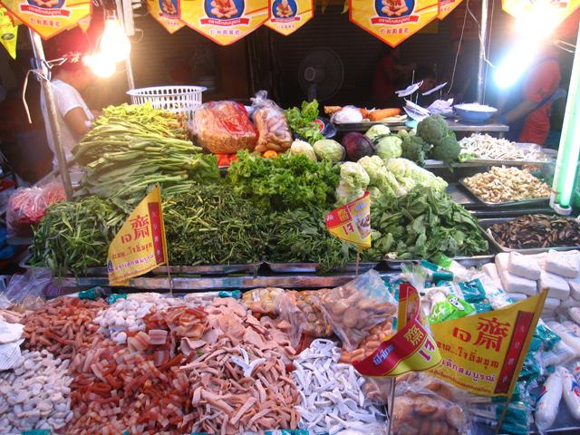 Vegetarian Festival Thailand