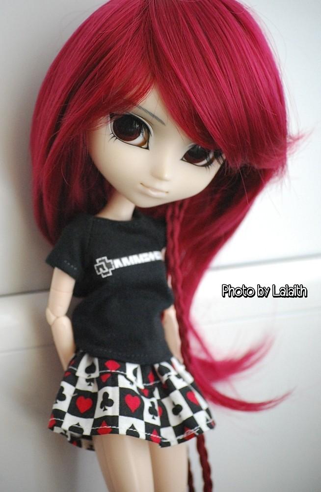 Suzaku's new wig!
