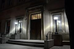 Masonic Temple - Trenton NJ (Blake Bolinger) Tags: building night lights newjersey nj lodge 1928 mercercounty trenton masonictemple