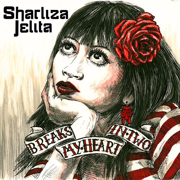 Sharliza Jelita - Artwork by Ben Chisnall