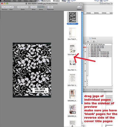 How to make a pdf for upload to issuu