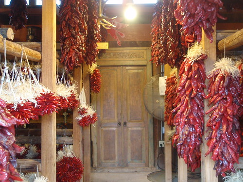 drying peppers (1)