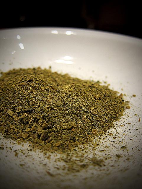Pepe verde vanigliato - vanilla green pepper