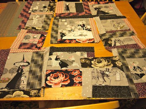 Ghastlies squares