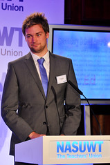 CM1_0583 (nasuwt_union) Tags: nasuwt education conference woman man black white speaking stand hall meal drinks happy members workshop pesident birmingham banner meeting stage positive portrait guidance crowd teachers leaders lectures students awards executive staff show tell help advice support listen adults people england scotland northern ireland wales strong women men insturction health safetly wellbeing classroom school college university table voting union best brilliant workplace seminar