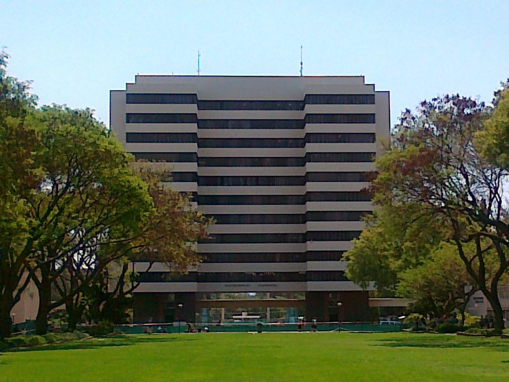 Engineering building 1