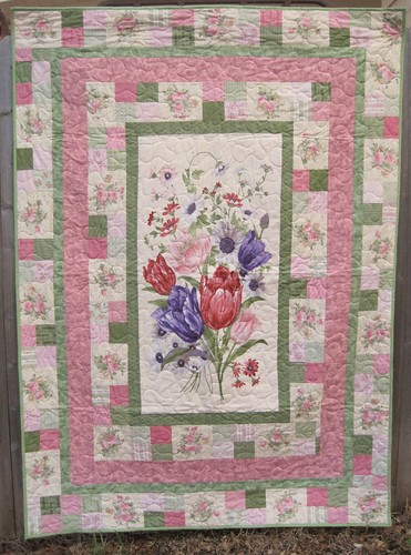 Quilt from JoAnn M.