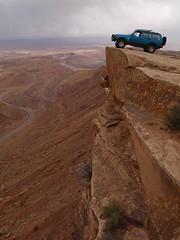 Jeep Highlife (xjblue) Tags: utah jeep moab cherokee xj