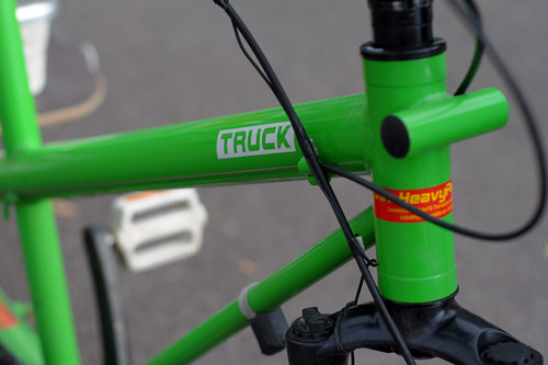 Maderna Cycle Systems Truck