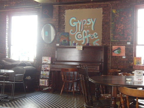 Gypsy Coffee House - Tulsa, OK