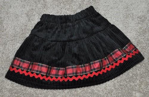 skirt redone