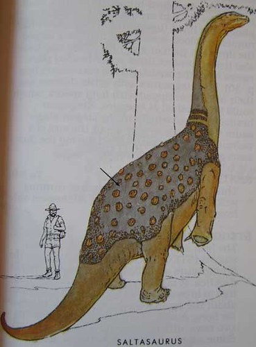 Peterson First Guides: Dinosaurs p. 61