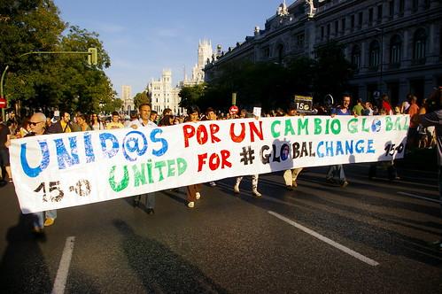Manifestacion del 15o