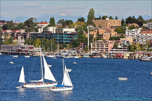 Lake Union & Eastlake