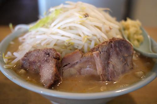 スープが乳化してきた。そして量が大並に… by Hazumit