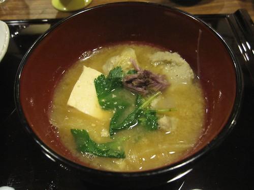つみれ汁@楓林 2011年10月10日 by Poran111