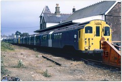 Class 486 Shanklin 1/6/83 (Stapleton Road) Tags: electric class multiple emu isle wight shanklin unit 486