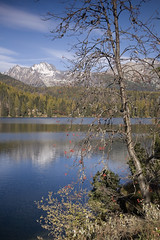 Autumn/Fall/Jese (mariannakoutna) Tags: autumn fall slovensko slovakia mountainlake naturesfinest blueribbonwinner vysoktatry jese trbskpleso capturethefinest