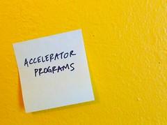 Accelerator programs